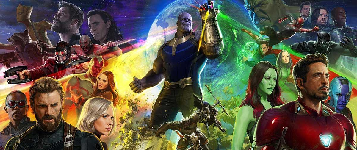 first avengers: infinity war trailer