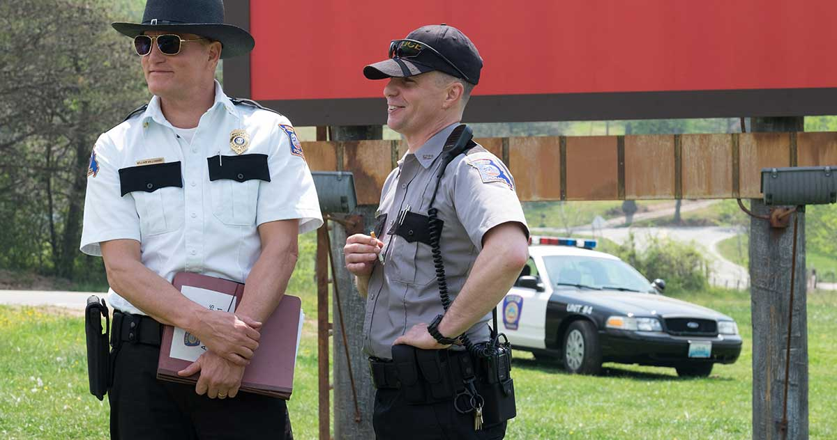 Oscar Contenders: Three Billboards