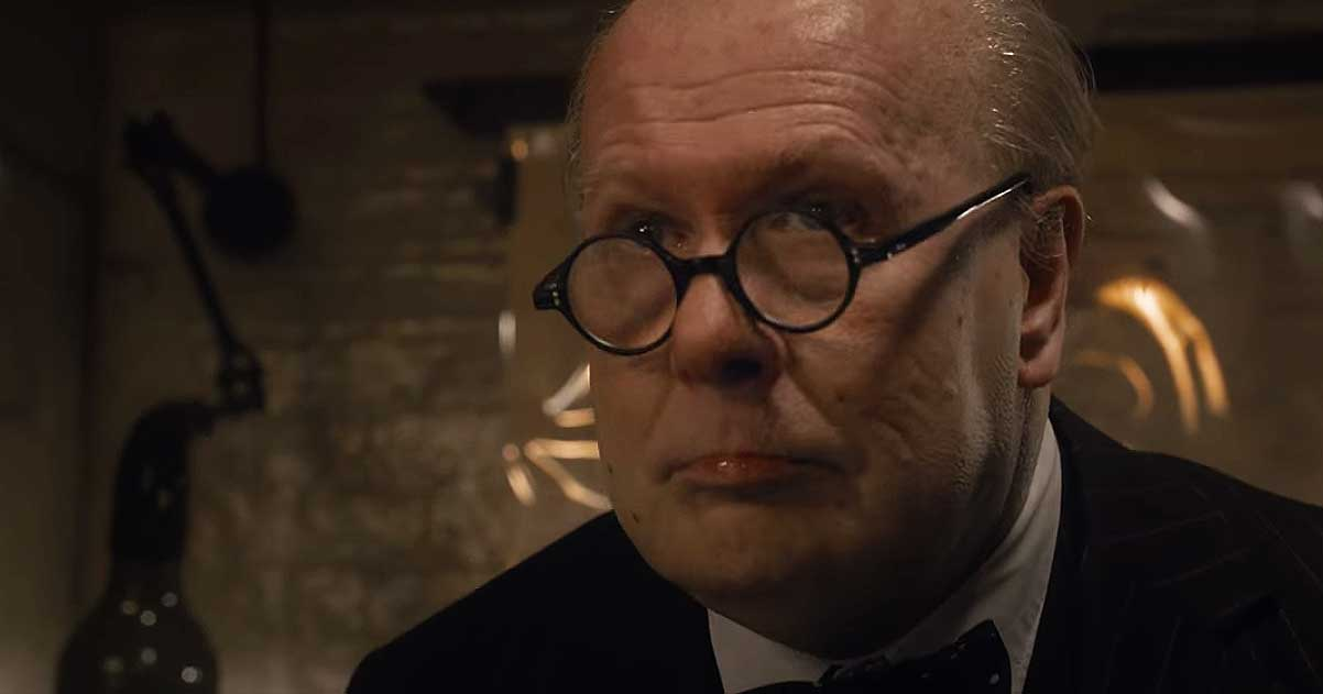 oscar contenders: darkest hour