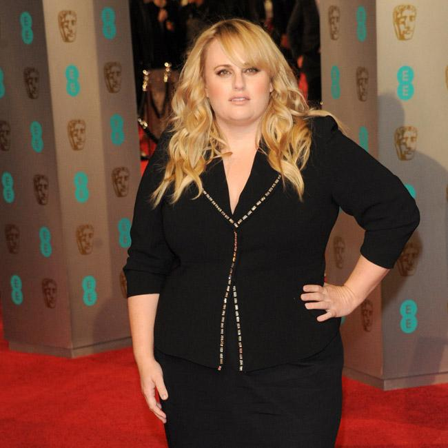 Rebel Wilson on being naked on-screen: We write in the