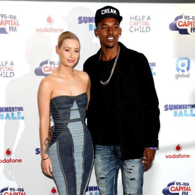 Iggy Azalea is dating NFL star DeAndre Hopkins as the new