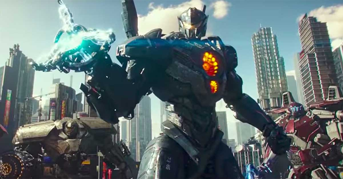 'Pacific Rim Uprising' trailer