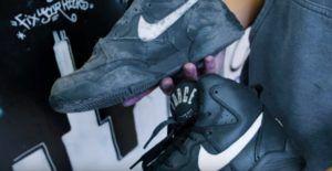 Chicago's Teen Cobbler sneakers